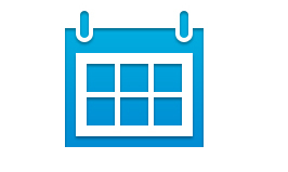 Save the Dates - Rounders Calendar
