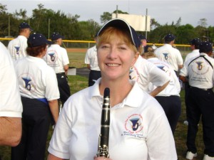 clarinet Connie Pike