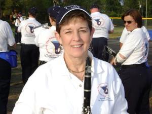 clarinet Evelie Davis