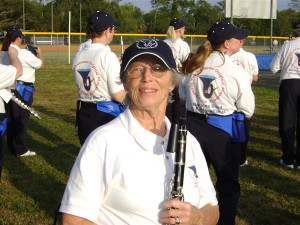 clarinet Gail Hendrick-Jones