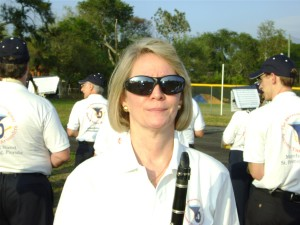 clarinet Joann Freeman