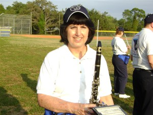 clarinet Marlis Massey