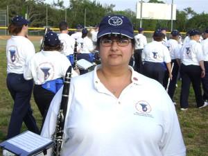 clarinet Patricia Suau