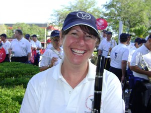 clarinet Shelly Anderson