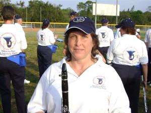 clarinet Sheryl McEntegart