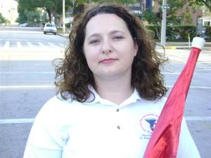 flagline Sanantha Gwaltney