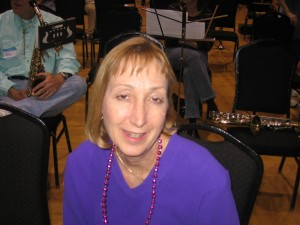 flute Pam Goff