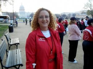 majorette Donna Boerner