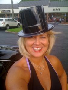 majorette Theresa Brostek