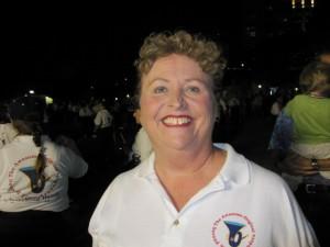 rounderette Phyllis Poirer