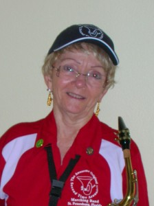 sax Judy Fielding