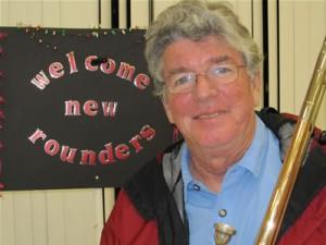 trombone Dave Jamison