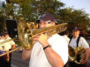 trombone Fred Wagner