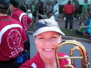 trombone Jane Staley