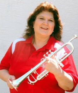 trumpet Jill Collinson
