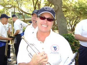 trumpet Kimberly McCallers